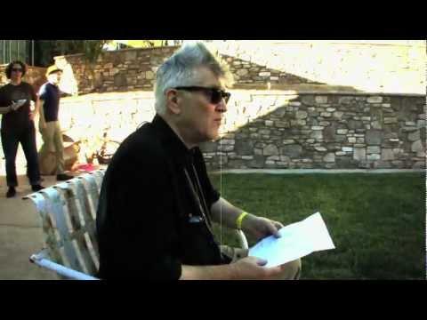 David Lynch - Crazy Clown Time (Making Of)