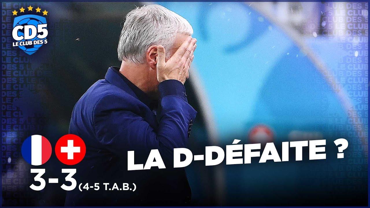Download France vs Suisse (3-3, 4-5 aux TAB) EURO 2020 - Débrief #913 - #CD5