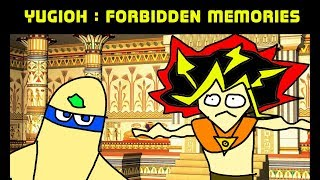 Yu-Gi-Oh! Forbidden Memories (What Is This Game Even???)