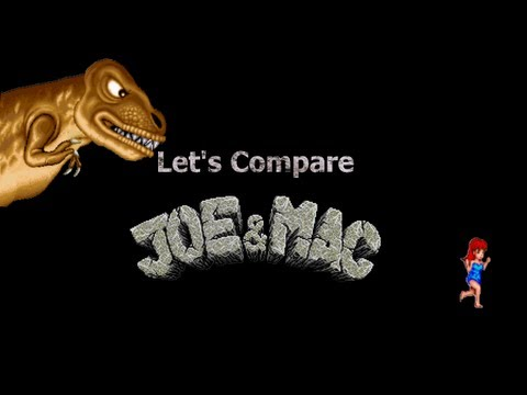 Let's Compare ( Joe & Mac )