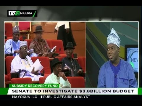 Subsidy Recovery Fund | Senate to investigate $3.8 billion budget