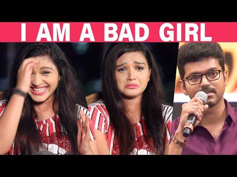 Vijay's Real Life Speech | Sembaruthi Shabana Reactions