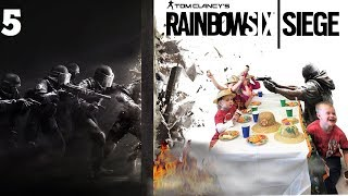 Rainbow Six Siege - Shaking off the rust