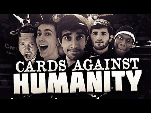 WHY DEJI DOESN'T RECORD WITH US! - CARDS AGAINST HUMANITY