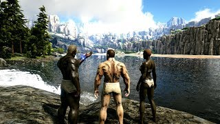 🦈 New Adventure - ARK: Survival Evolved Valguero Map
