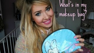 What's in my makeup bag? Thumbnail