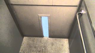 Hydraulic Lift - UMC Hill Hall - Crookston, MN
