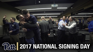 Pitt Football: National Signing Day 2017 Highlights