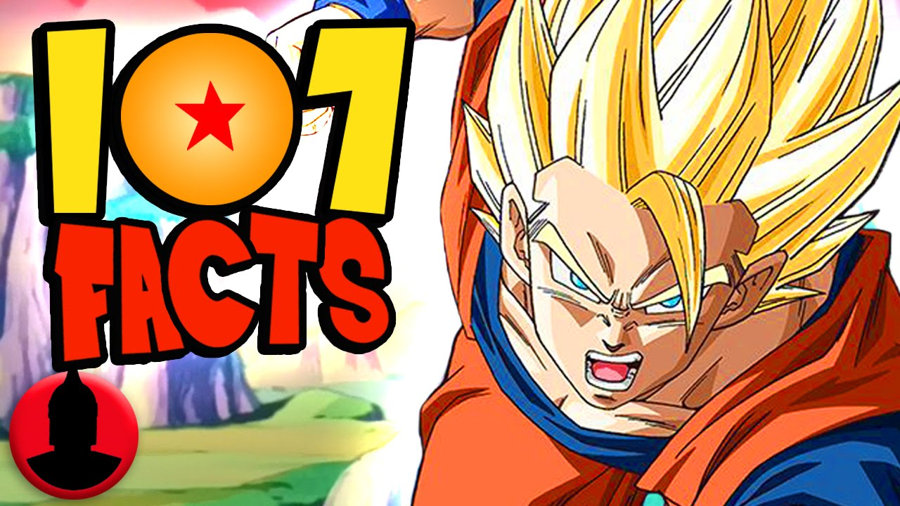 107 Dragon Ball Z Anime Facts You Should Know 107 Anime Facts S1 E5 Cartoon Hangover Youtube
