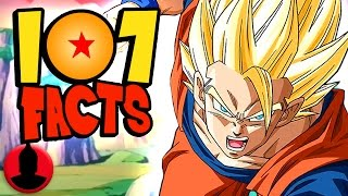 107 Dragon Ball Z Anime Facts YOU Should Know! - (107 Anime Facts S1 E5) - Cartoon Hangover