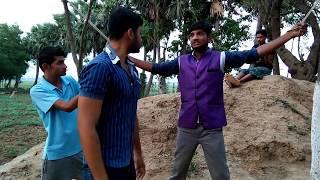 """Story """"Thakur & Gabbar"""" Movie Sholay  Dialogues.!"""