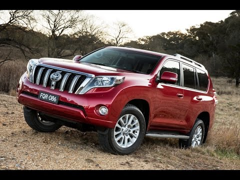 2015 Toyota Prado Review