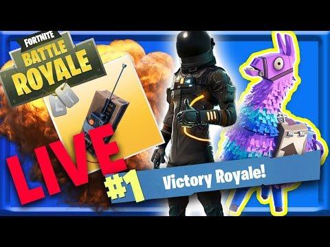 FORTNITE LIVE ΜΕ ΕΚΡΗΚΤΙΚΟ UPDATE ΚΑΙ ΔΥΝΑΤΟ SQUAD !!! Fortnite Battle Royale