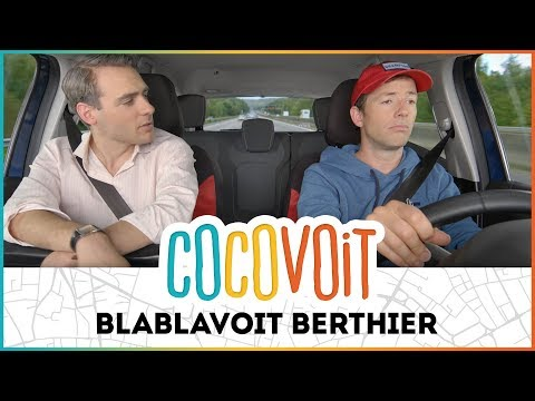 Cocovoit - Blablavoit et Berthier (avec Benoît Blanc)