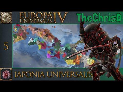 EU4: Rights of Man – Iaponia Universalis 5