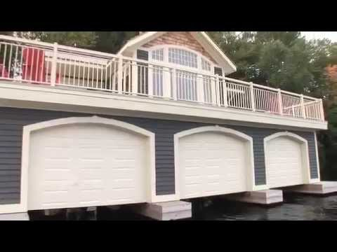 Flat Roof Decking By Dec Tec Youtube