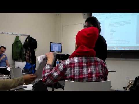 ESL Outreach Program March 13, 2015