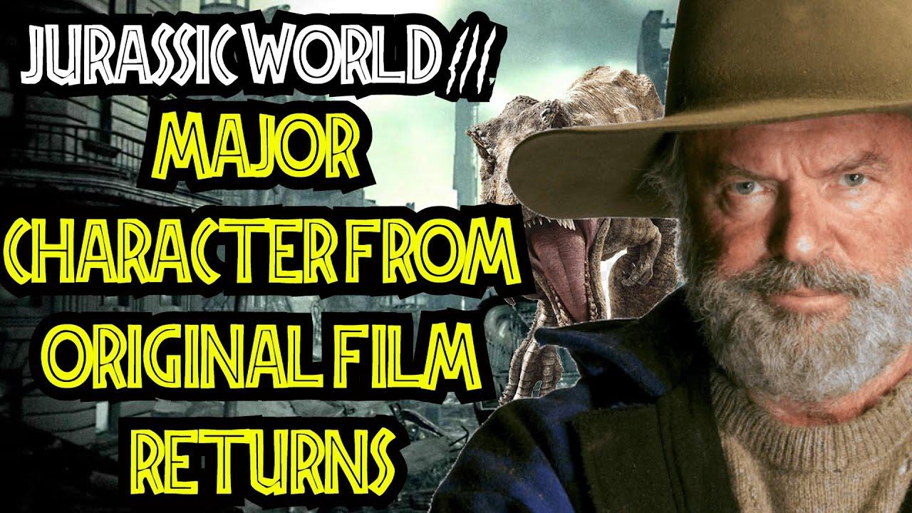 Jurassic World: Dominion | MAJOR Return Announced & Will Biosyn Appear?