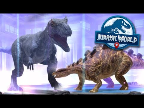 Download Youtube: Jurassic World Alive