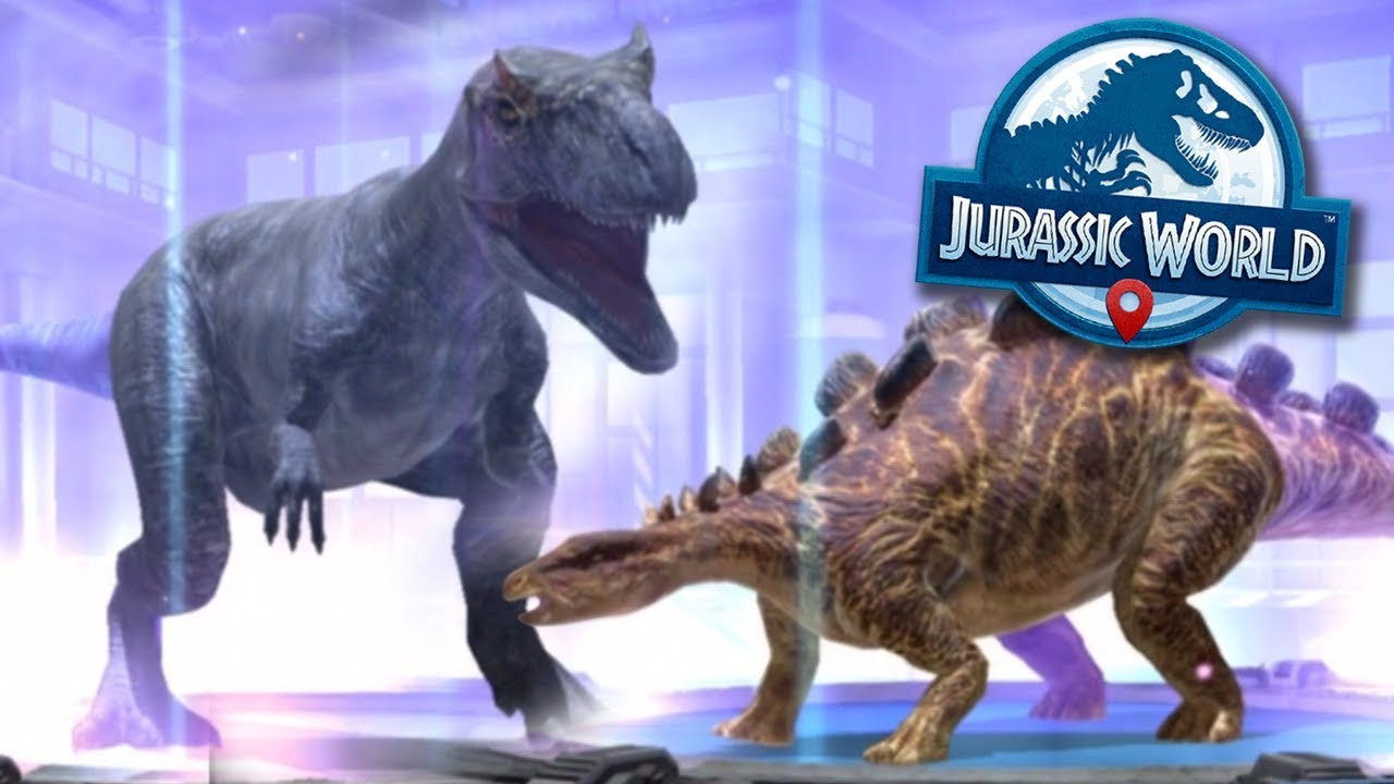 SO MANY NEW DINOSAURS!!! – Jurassic World Alive | Ep3 ( Pokemon GO )