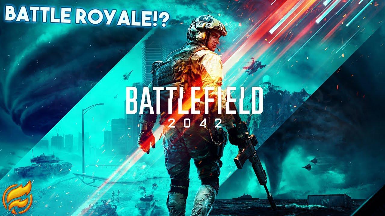 Battlefield 2042 - BATTLE ROYALE!?