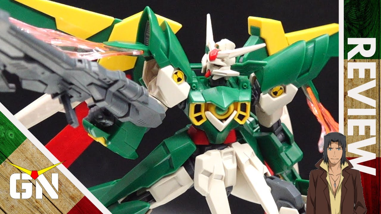 MG VS HG Which One Is The Best ??? HG 1/144 Fenice Rinascita | REVIEW