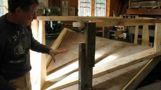 Northford Timber Framers:  Timber Framing Class 2012; Building A Cupola Ntf Style.
