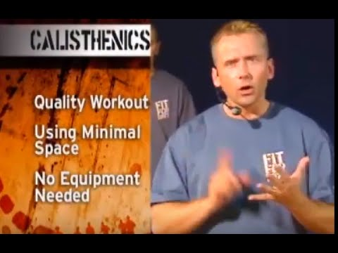 Military Fitness - Calisthenics & Stretching