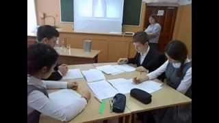 Видеоурок:  Агрегатное состояние вещества 10 класс базовый уровень