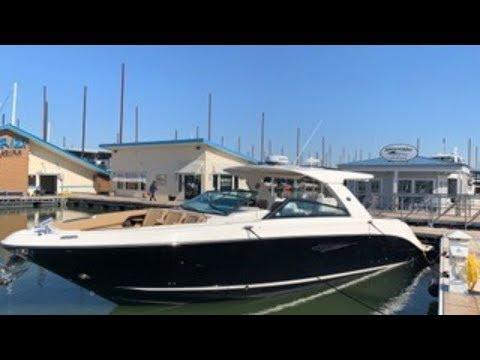 2020 Sea Ray 400 SLX At MarineMax Dallas Yacht Center