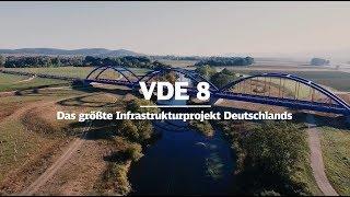 VDE 8: Das größte Infrastrukturprojekt Deutschlands