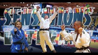 Highlights European Veterans Judo Championships Zagreb 2017