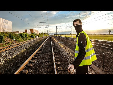 Train Surfing Journey Across Europe | Part 1