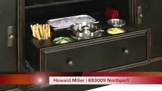 Howard Miller Wine And Bar Cabinets | 693009 Northport