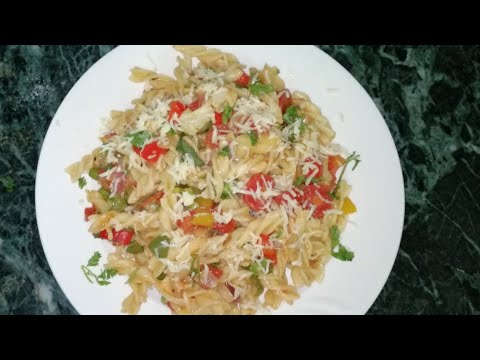 Indian style pasta || healthy for all age groups || mix veg. Pasta