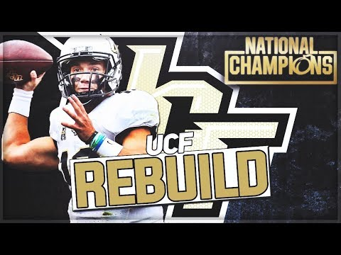Rebuilding The UCF Knights | National Championship or BUST | NCAA Football 14