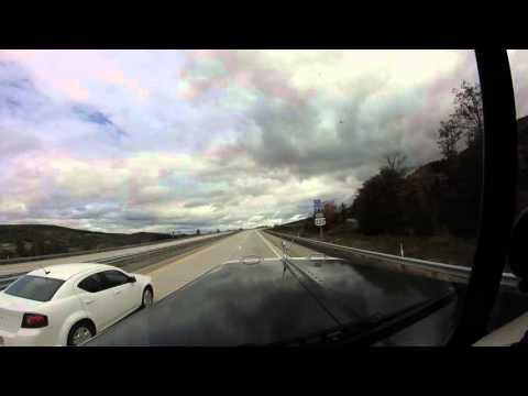 I-99 Altoona, PA to State College, PA
