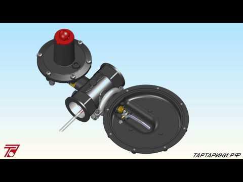 Регуляторы давления газа Tartarini / Тартарини