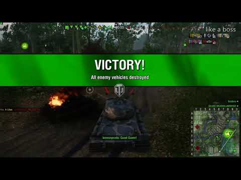 World of Tanks Console Epic wins and fails Episode 45