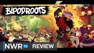 Bloodroots Is Cartoony Hotline Miami By Way Of The Revenant (Switch Review) (Video Game Video Review)