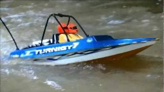 NQD JET BOAT Mt Stream Run