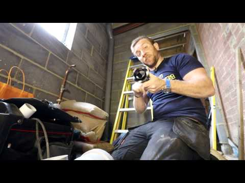HOW TO INSTALL SOIL AND WASTE PIPE 110mm - Plumbing Tips
