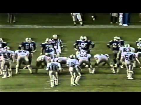 Week 18 - 1985: Los Angeles Express vs Orlando Renegades