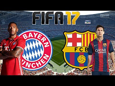 FIFA 17 - FC BAYERN MÜNCHEN vs. FC BARCELONA (SAISONVORBEREITUNG) ◄FCB #05►