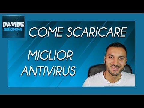 Come Scaricare Il MIGLIOR Antivirus Per PC Gratis | Davide Brugnoni