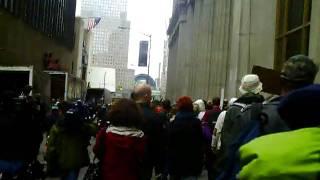 Occupy Wall Street Manhattan October 4 2011