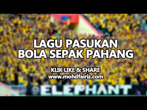Lagu Pasukan Bola Sepak Pahang