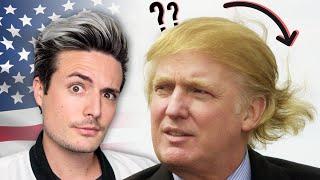 The Secret Behind Donald Trump's Hair