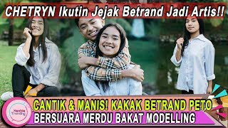 Gambar cover Bakat Model! Chetryn Peto, Sosok Cantik dan Manis Kakak Betrand Peto Anak Ruben Onsu Jadi Sorotan!
