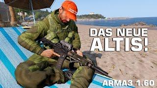 » DAS NEUE ALTIS! « - Neue Shader mit dem 1.60 Arma 3 Patch [60FPS]